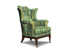 Shop For Drexel Heritage Stansfield Chair H1847 CH And Other Living Room Chairs At Wow Furniture In Denver CO The Argent Silver Dore Gold