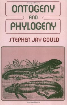 Ontogeny and Phylogeny by Stephen Jay Gould, http://www.amazon.com/dp/0674639413/ref=cm_sw_r_pi_dp_JtuSqb0PX0M6D
