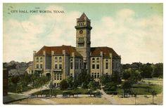 City Hall Fort Worth, Texas