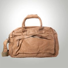 New York (light brown)  Cowboysbag