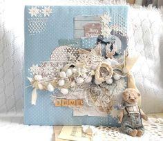 lovely_scrap: Альбом 83 -Зимние чудеса