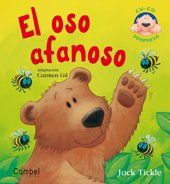 Amazon.com: El oso afanoso (Libros cu-cu sorpresa series) (Spanish Edition) (9788498254389): Jack Tickle, Carmen Gil: Books