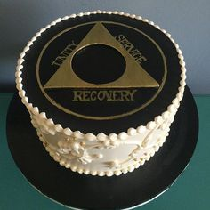 Image result for celebrating 1 year sobriety cake