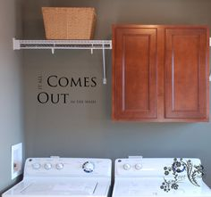 Hey, I found this really awesome Etsy listing at https://www.etsy.com/listing/183217729/it-all-comes-out-in-the-wash-wall-decals