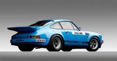 IROC Porsche Type 911 Carrera RSR, 1974 2