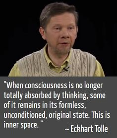 there are no words for raw inner space. It just is. #eckharttolle #eckharttollequotes #kurttasche