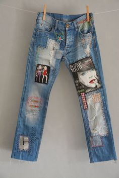 Boyfriend Jeans Mom JeansHigh Waisted Mom Jeans// all sizes Dark Jeans, Ripped Jeans, Denim Jeans, Denim Flares, Dressy Sweaters, Baggy Sweaters, High Waisted Mom Jeans, High Jeans, Jean Jacket Design