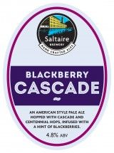 Saltaire Brewery - Blackberry Cascade Ale, Brewery, Blackberry, British, Fruit, Flower, Recipes, Blackberries, The Fruit