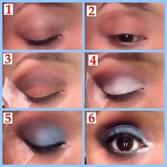 Younique Color by Numbers #instagood #younique #youniquemakeup #eyeshadow #blue #mua #detroitmua #detroit #beauty #makeup #makeupartist #eye #eyes #eyeliner #love #wcw #picoftheday