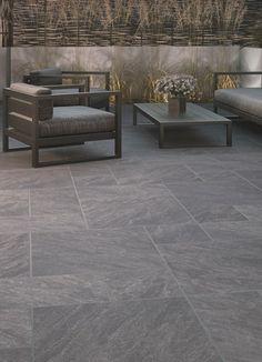 Image result for grey porcelain gaRDEN tiles