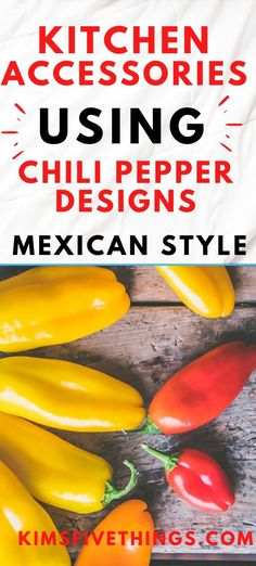 Home Decor Advice Chili Pepper Kitchen Accessories. Mexican style kitchen accessories that include ideas for beautiful window treatment with red chili pepper curtains. You are in the right place about Home Curtains, Rustic Curtains, Kitchen Curtains, Curtains Living, Red Kitchen Decor, Kitchen Decor Themes, Kitchen Styling, Kitchen Interior, Easy Home Decor