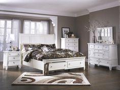 Prentice Queen Bedroom Group by Millennium