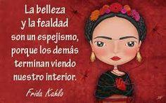Resultado de imagen para frida kahlo caricatura de niña