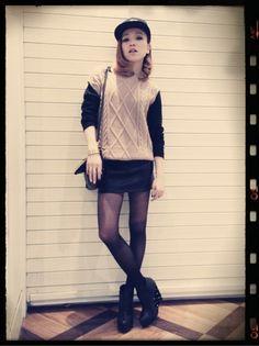Miho Ishigami Fembois, Japanese Models, Hipster, Style, Fashion, Swag, Moda, Hipsters, Fashion Styles