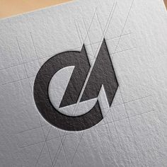 Goran Jugovic / Goran Jugovic (@ g. Typography Logo, Art Logo, Logo Evolution, Technology Wallpaper, Technology Background, Logos Photography, Logos Vintage, Logo Minimalista, Minimal Logo Design