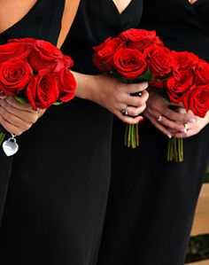 red roses - Check out navarragardens.com for info on a beautiful Oregon wedding destination!