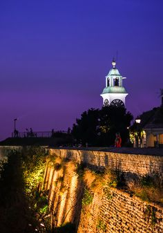 Petrovaradin Fortress | Novi Sad Macedonia, Albania, Montenegro, Bulgaria, Bosnia Y Herzegovina, Novi Sad, Places In Europe, Serbian, Cool Places To Visit