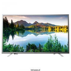 TVSEC43LUS50TSC 8590669212071 Telewizor LED 4K 43 SLE #telewizor #bekspejs Smart Tv, Wifi, Led, Mountains, Nature, Travel, Naturaleza, Viajes, Destinations