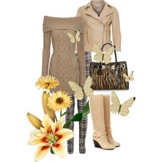 """butterfly"" by suzana-vidic on Polyvore"