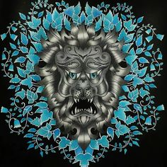 """""""Lindoooo @Regrann from @roofontana -  Meu leão pronto - Floresta Encantada…"""