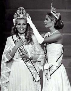 Miss Universe 1984 Miss Sweden