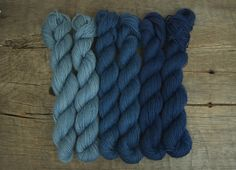 A Note About Indigo — Upton Yarns