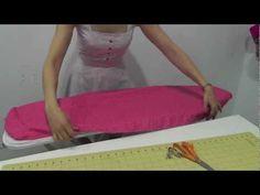 Nairamkitty DIY: Viste tu hogar : Tutorial como hacer una Funda de tabla de planchar - YouTube