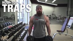 Seth Feroce How-To: Traps | BodybuildingOnlineToday