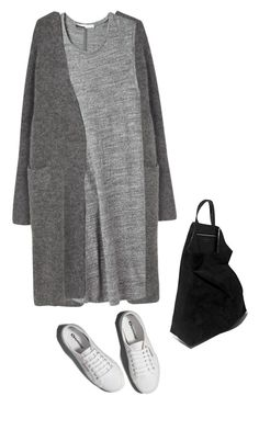 """""""Untitled #550"""" by feryfery ❤ liked on Polyvore featuring Acne Studios, Thakoon Addition, Abercrombie & Fitch and TSATSAS"""