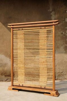 This is a long style creation of the bamboo for your house corners. Although you cannot utilize this creation as for any purpose but for sure making it install at one corner of the house will stand out to be attractive and fine-looking for others. Did you find it pretty interesting to design?