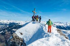 Pulvertraum im Rätikon Mount Everest, Mountains, Nature, Travel, Morning Light, Mists, Naturaleza, Viajes, Trips