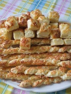 Baking Recipes, Cake Recipes, Savory Pastry, Salty Snacks, Hungarian Recipes, Winter Food, Cake Cookies, Bacon, Appetizers