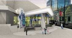 Harbour Centre Complex will get a multimillion-dollar facelift, starting in the spring of Vancouver, Centre, How To Plan, Mansions, House Styles, Business, Outdoor Decor, Home Decor, Decoration Home