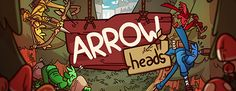 Now Available on Steam - Arrow Heads 20% off!
