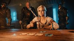 Best Part of the Gwent Trailer! #TheWitcher3 #PS4 #WILDHUNT #PS4share #games #gaming #TheWitcher #TheWitcher3WildHunt