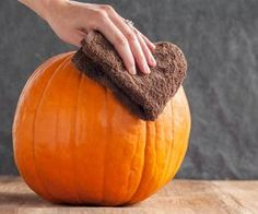 How to Keep Uncarved Pumpkins From Rotting | eHow