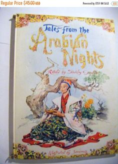 25% Off Storewide Sale 1958 Tales From the Arabian by parkledge