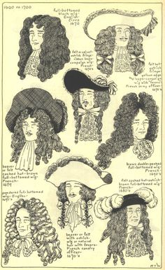 historical hair - Google Search