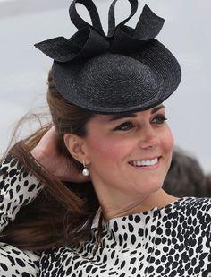 Comienza la cuenta atrás, la Duquesa de Cambridge afronta su último mes de embarazo