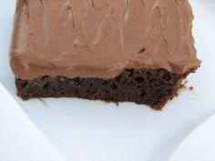 Gluten Free Desserts made Delicious: Gluten Free Texas Sheet Cake