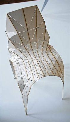 Parametric design by Zhang Zhoule