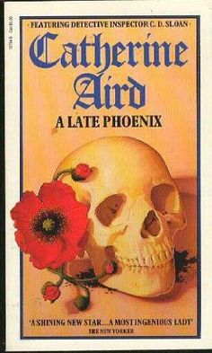 """""""Late Phoenix"""" av Catherine Aird New Star, Mysterious, Detective, Book Covers, Phoenix, Mystery, Reading, Books, Libros"""