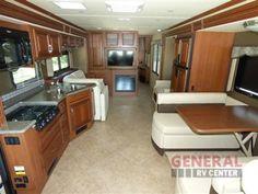 New 2015 Holiday Rambler Vacationer 36SBT Motor Home Class A at General RV   Dover, FL   #127140