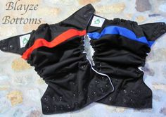 MADE TO ORDER Thin Blue Line/Thin Red Line One by BlayzeBottoms