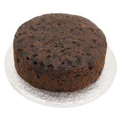 "12"" Round Rich Fruit Cake"
