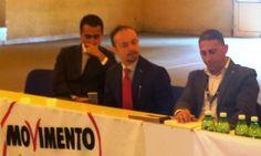 """Campagna elettorale a 5 Stelle, Vaccaro: """"Volla non più dormitorio ma metropoli""""   http://www.lagazzettadicercola.it/?p=20437"""