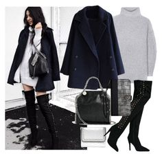 """instagram: florencia95"" by florencia95 ❤ liked on Polyvore featuring STELLA McCARTNEY and Acne Studios"