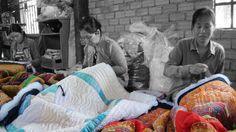 #quilt #handmade #Vietnam #socialbusiness #development Social Business, Vietnam, Craft Ideas, Organization, Quilts, Pictures, Handmade, Crafts, Home Decor