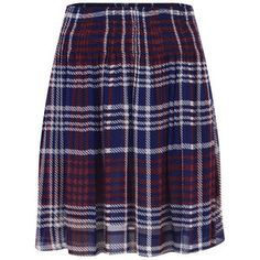 Baum und Pferdgarten Women's Saffi Checked Skirt