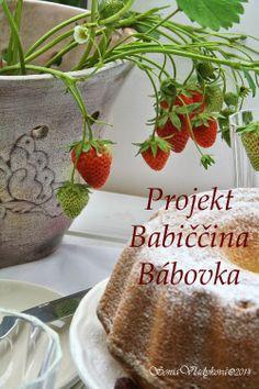 Unavená vařečka: Bábovka s brusinkami Bunt Cakes, Ale, Strawberry, Baking, Fruit, Recipes, Food, Ale Beer, Bakken